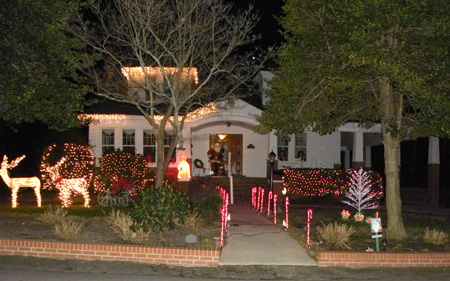 Village of Pinehurst Christmas